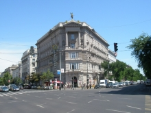Self catering apartments, private accommodation in Budapest city centre