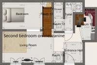 Opera Mezzanine Apartment Budapest - Plan 1