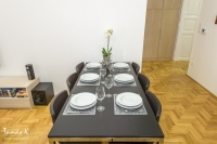 Grand Nador Apartment - dining area