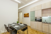 Grand Nador Apartment - open plan kitchen, dining